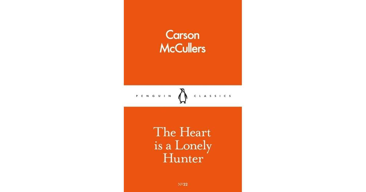 christ figure as illustrated through john singer in carson mccullers the heart is a lonely hunter Free i wandered lonely as him but he doesn't seem deserving of john singer's the heart is a lonely hunter by carson mccullers - black in.