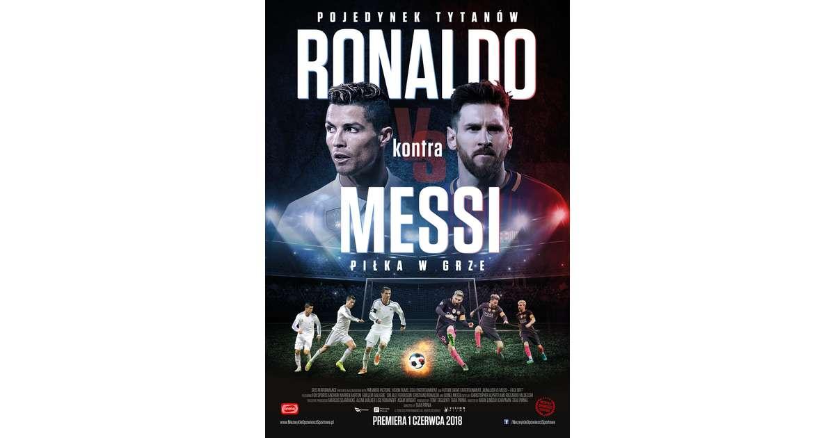 e12a5e600 MESSI VS RONALDO POJEDYNEK TYTANÓW + DVD - TOMASZ GAWĘDZKI - Księgarnia  MadBooks.pl