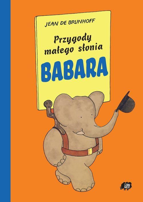 Przygody małego słonia Babara