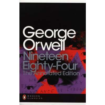george orwell's nineteen eighty four modernist fable