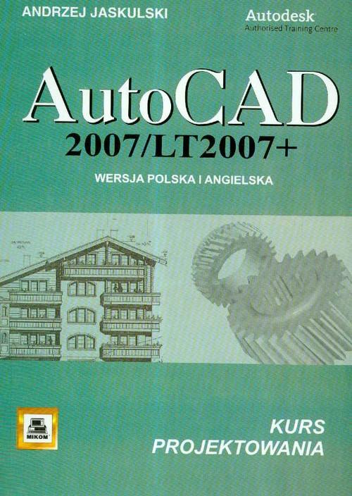autocad 2007 podręcznik