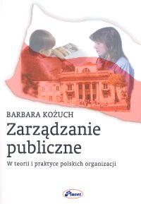 Zarządzanie publiczne - Kożuch Barbara