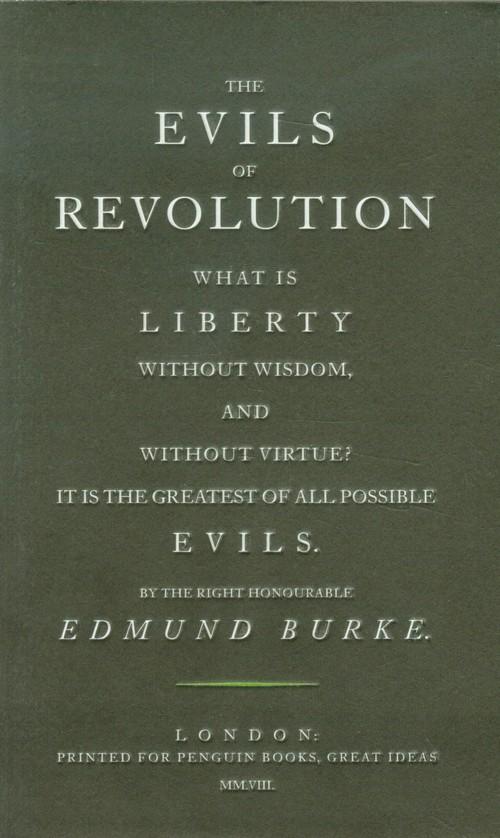 The Evils of Revolution - brak