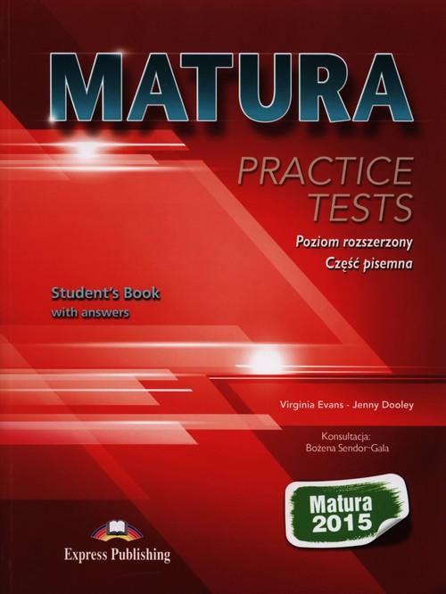 Matura 2015 Practice Tests SB ZR EXPRESS PUBLISH. - Evans Virginia, Dooley Jenny