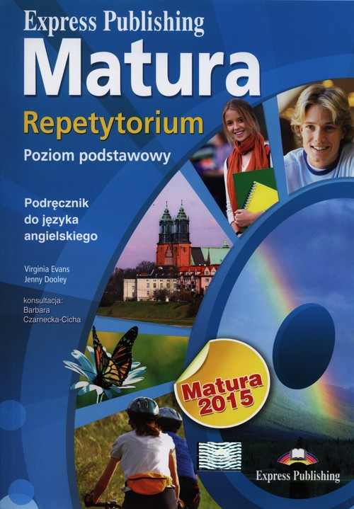 Matura 2015 Repetytorium ZP EXPRESS PUBLISHING - Evans Virginia, Dooley Jenny