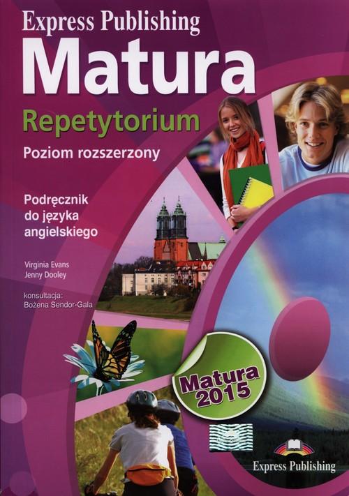 Matura 2015 Repetytorium ZR EXPRESS PUBLISHING - Evans Virginia, Dooley Jenny