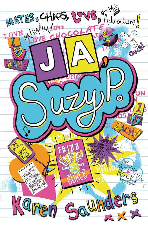 JA SUZY P - Saunders Karen