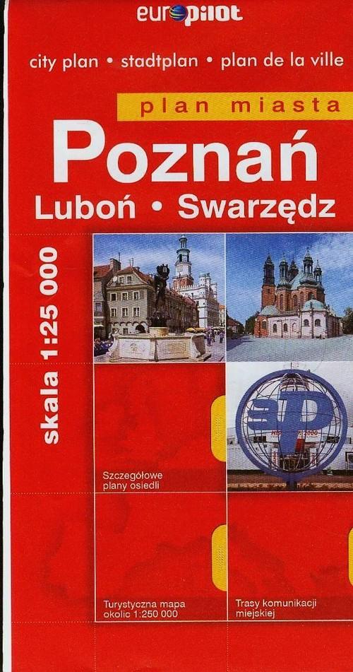 Plan Miasta EuroPilot. Poznań br - brak