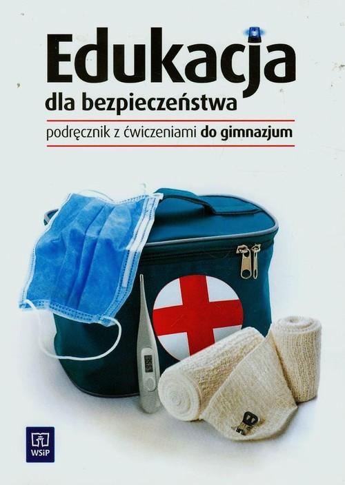 Edukacja dla bezpieczeństwa GIM 1-3 podr w.2014 - Breitkopf Bogusława, Czyżow Dariusz
