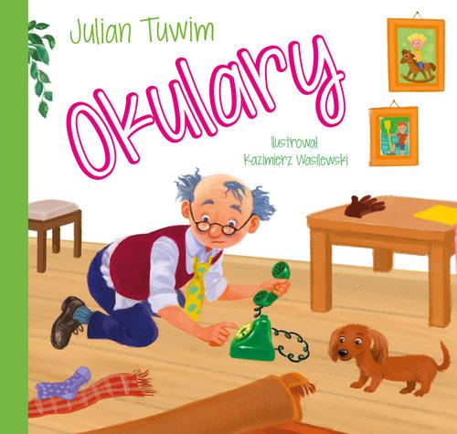 OKULARY BAJKI DLA MALUCHA - Tuwim Julian