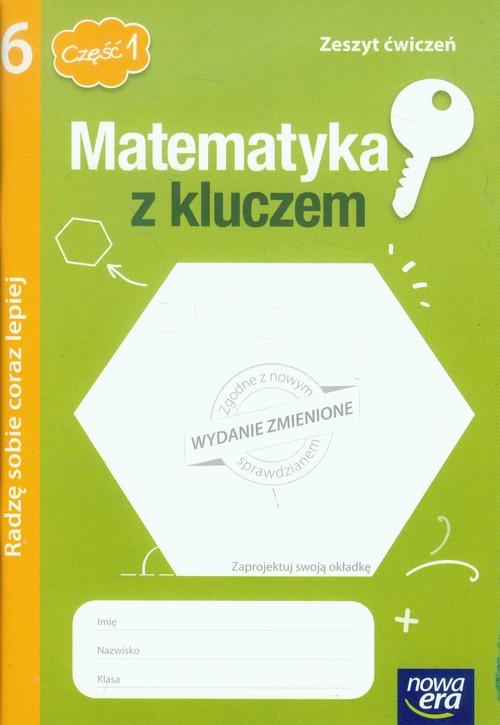 Matematyka SP 6 Mat. z kluczem Radzę ćw. cz1 LIFT - Braun Marcin, Mańkowska Agnieszka, Paszyńska Małgorzata