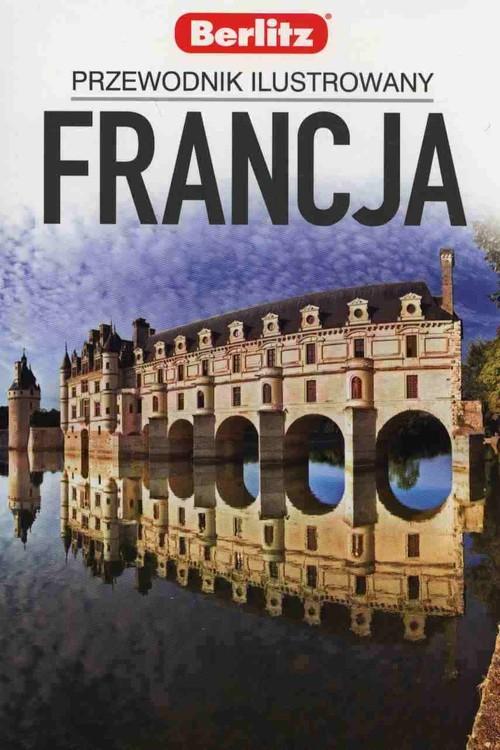 FRANCJA PRZEWODNIK ILUSTROWANY - brak