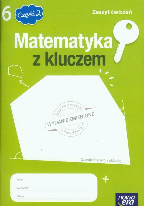 Matematyka SP 6 Matematyka z kluczem ćw. cz 2 LIFT - Braun Marcin, Mańkowska Agnieszka, Paszyńska Małgorzata