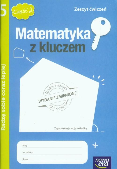 Matematyka SP 5 Mat. z kluczem Radzę ćw.cz 2 LIFT - Braun Marcin, Mańkowska Agnieszka, Paszyńska Małgorzata