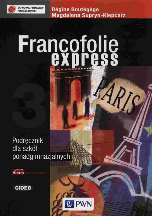 Francofolie express 3 SB NPP w.2014 PWN - Boutegege Regine, Supryn-Klepcarz Magdalena