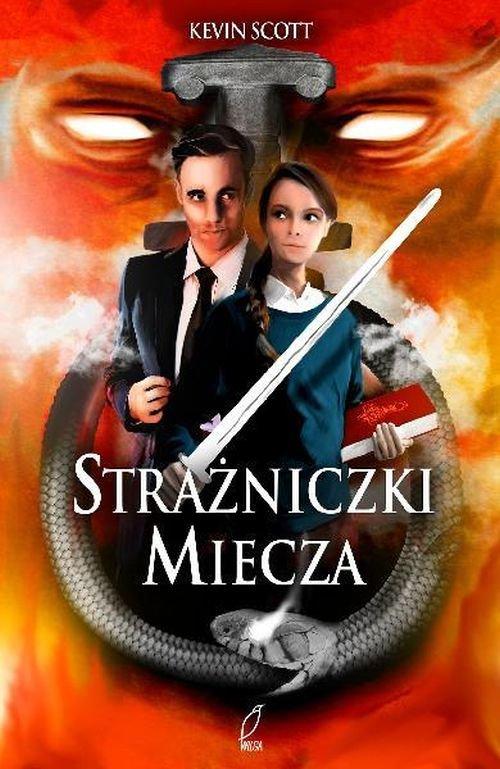 Strażniczka miecza - Kołecki Mariusz