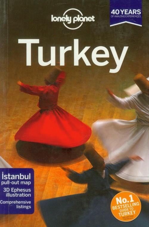 Lonely Planet Turkey Przewodnik - brak