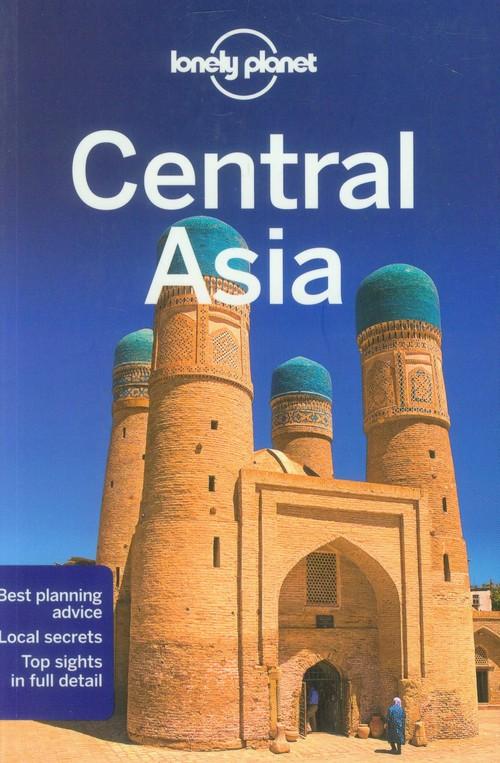 Lonely Planet Central Asia Przewodnik - brak