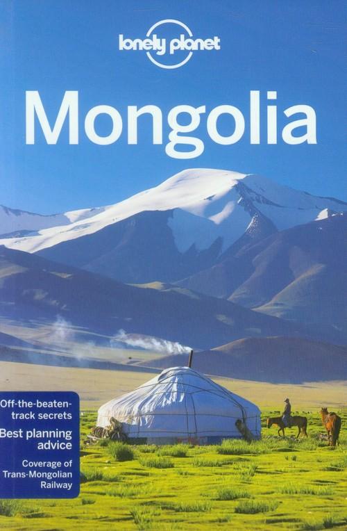 Lonely Planet Mongolia Przewodnik - brak