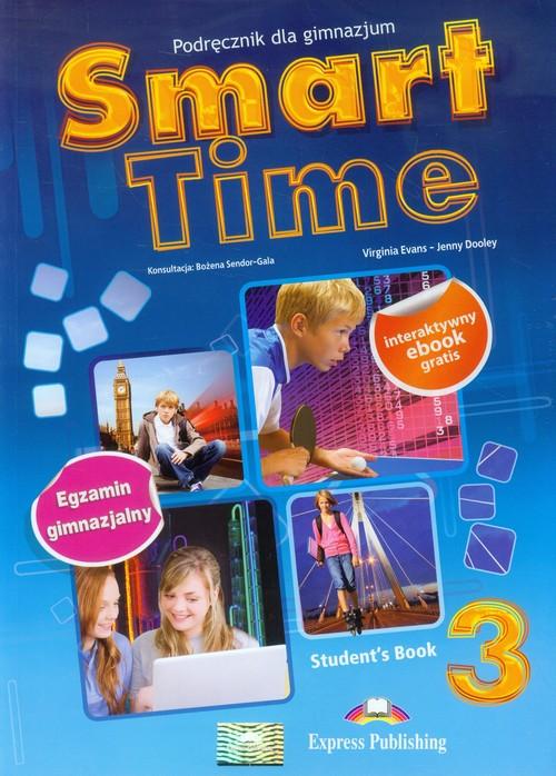 Smart Time 3 SB EXPRESS PUBLISHING - Dooley Jenny, Evans Virginia