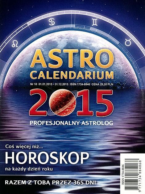 AstroCalendarium 2015 - Krystyna Konaszewska-Rymarkiewicz