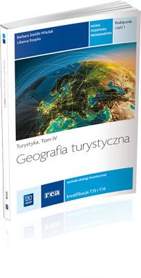 Geografia turystyczna REA - WSiP - Barbara Steblik-Wla