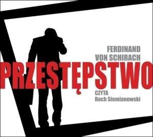CD MP3 PRZESTĘPSTWO - Ferdinand von Schirach