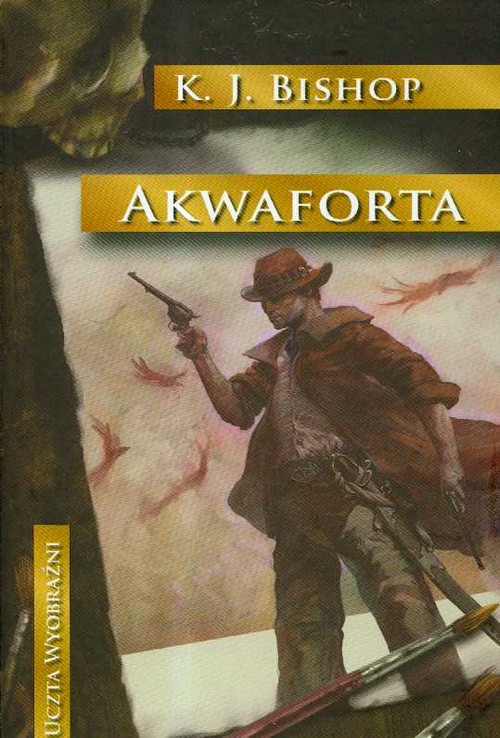 Akwaforta - Bishop K.J.