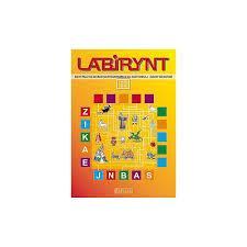 Labirynt karty do krztałcenia zintegrowanego II - praca zbiorowa