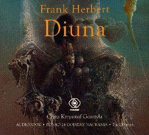 CD MP3 DIUNA KRONIKI TOM 1 - Frank Herbert