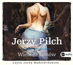 CD MP3 WIELE DEMONÓW - Jerzy Pilch
