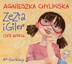CD MP3 ZEZIA I GILER - Agnieszka Chyli