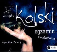 CD MP3 EGZAMIN Z ODDYCHANIA - Jan Jakub Kolski