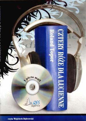 Cztery róże dla Lucienne Audiobook QES - Roland Topor
