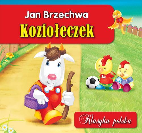 KOZIOŁEK KLASYKA POLSKA - Jan Brzechwa