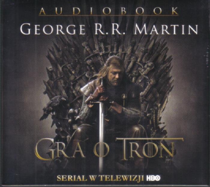 Gra o tron - audiobook - George R.R. Martin