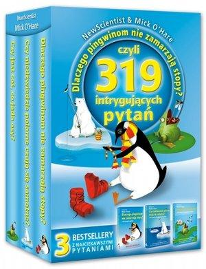 Pakiet - Dlaczego pingwinom... 319 intrygujących - Mick O'Hare