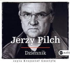 CD MP3 DZIENNIK - Jerzy Pilch