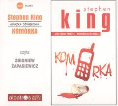 CD MP3 KOMÓRKA - STEPHEN KING