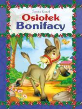 Seria futrzana - Osiołek Bonifacy opr. broszurowa - Kozioł Dorota