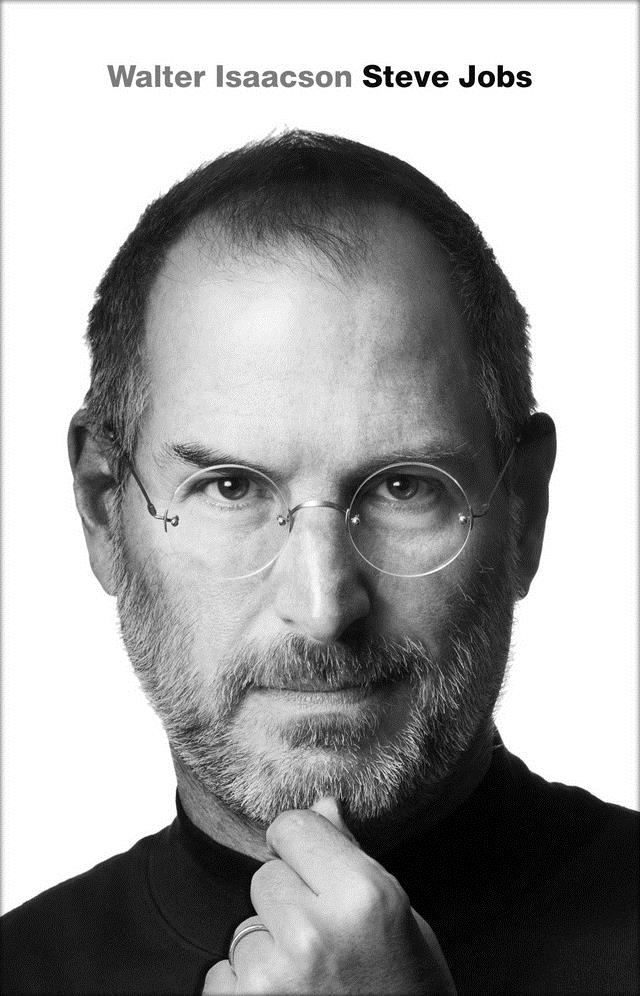 Steve Jobs tw. - Walter Isaacson