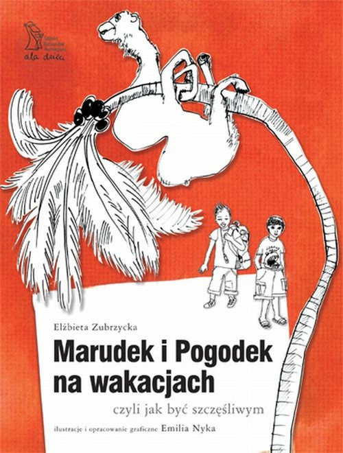 Marudek i Pogodek na wakacjach... - Zubrzycka Elżbieta
