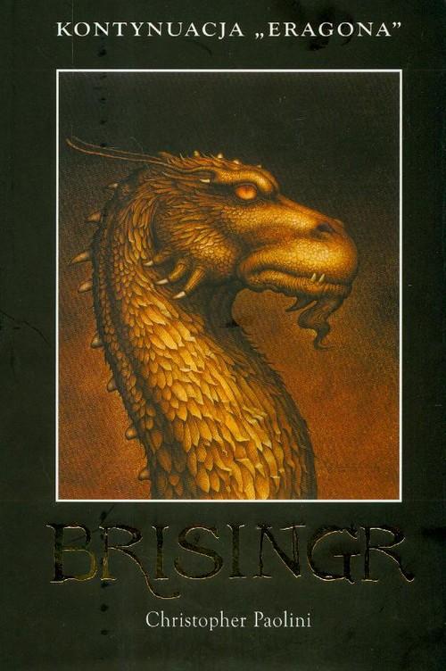 Dziedzictwo T3 Brisingr - Christopher Paolini tw. - Paolini Christopher