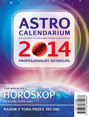ASTROCALENDARIUM 2014 - KRYSTYNA KONASZEWSKA-RYMARKIEWICZ