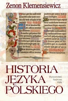 HISTORIA JĘZYKA POLSKIEGO /wyd.19/ - ZENON KLEMENSIEWICZ