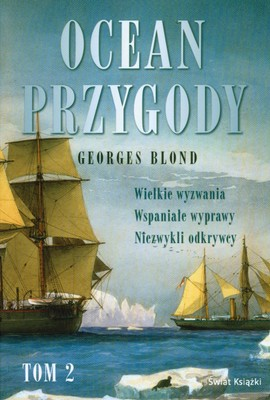 OCEAN PRZYGODY TOM 2 - GEORGES BLOND