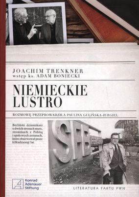 NIEMIECKIE LUSTRO - JOACHIM TRENKNER. PAULINA GULIŃSKA-JURGIEL