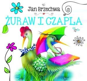 Żuraw i czapla - Jan Brzechwa