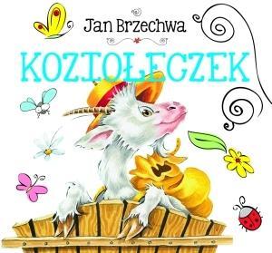 Biblioteczka niedźwiadka. Koziołeczek - Jan Brzechwa