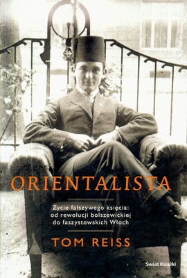 ORIENTALISTA - TOM REISS